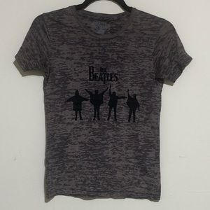 BEATLES Vintage gray T-shirt.
